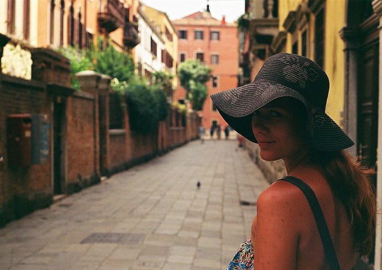 Ulicemi Benátek