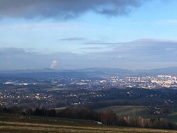 Výhled na Liberec