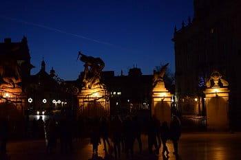 I.nádvoří Pražský hrad