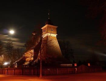 Kostel sv.Kateřiny v Hrabové