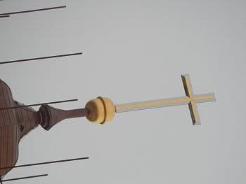 kříž Sv.Jakuba