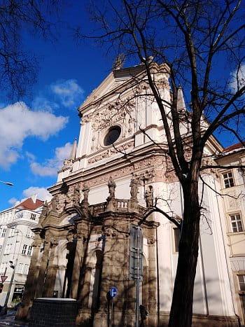 Karlovo nám. sv. Ignác z Loyoly