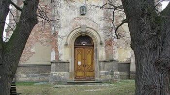 Tajuplný kostel