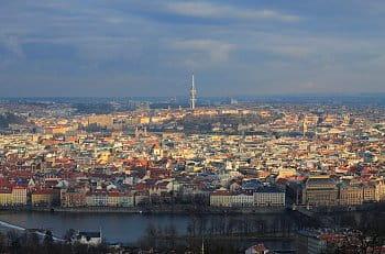 Praha na dlani