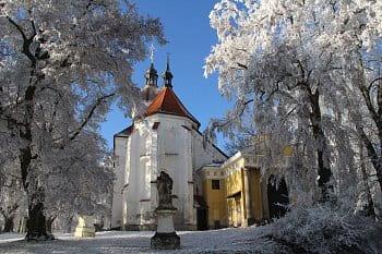 Kostel Chotoviny