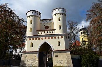 Vlašimská brána