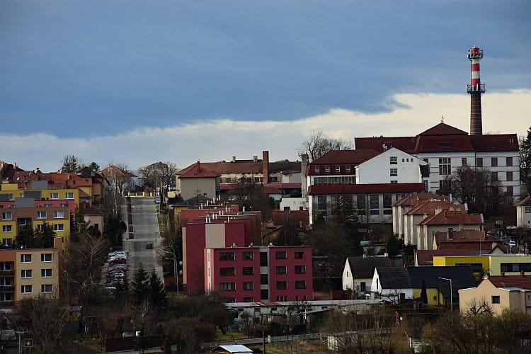 Dominanta Moravských Budějovic