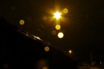 Dešťové světlo