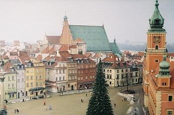 Výhled na náměstí