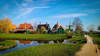 Holandská vesnička