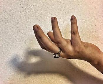Lidská ruka