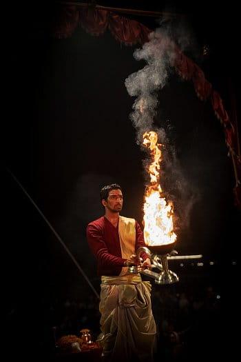 Puga( Varanasi 2019)