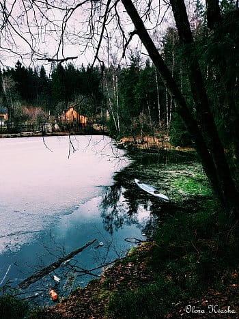 Zapomenuté jezero