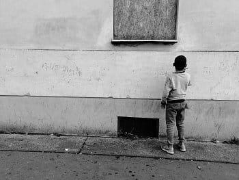 romský kluk