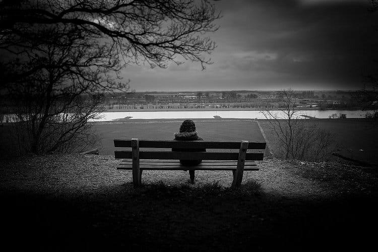 Nechci být sama...