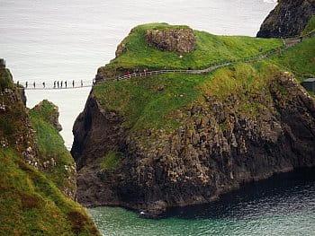 Carrick-a-Rede, Severní Irsko