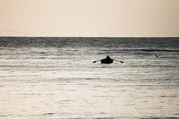 Ranní rybář