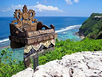 Pobřeží Bali