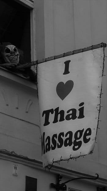 Chcete masáž ?