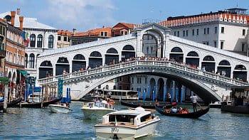Benátky - Rialto