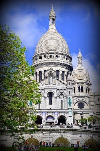 Basilique du Sacré-Cœur /Bazilika Sacré-Cœur/