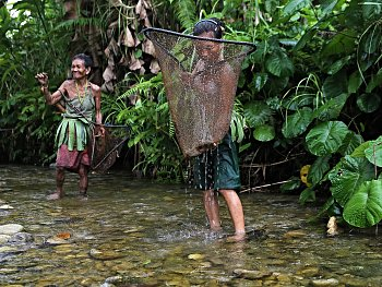 Mentawajské rybářky