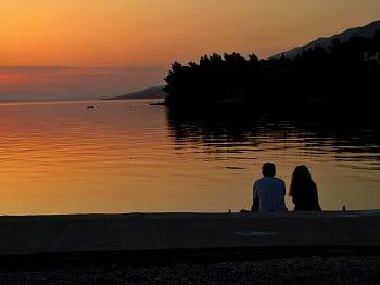 Večerní romantika