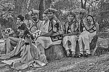 Srí Lanská svatba