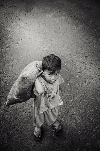 Dítě ulice