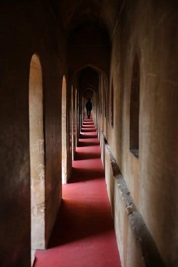 Labyrintem ...