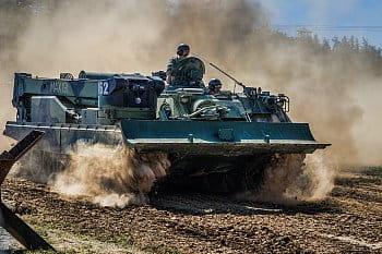 Vyprošťovací tank VT-72M4 CZ