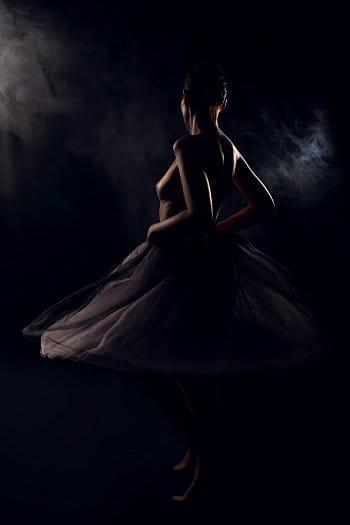Stínová tanečnice