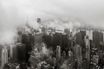 Mlha nad NY