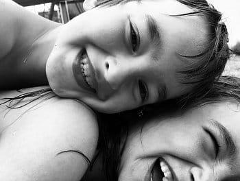 Nejkrásnější je smích dětí