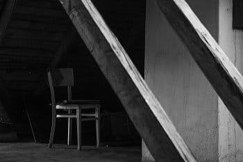 Pouhá židle