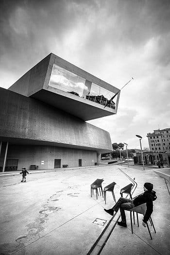 MAXXI - muzeum