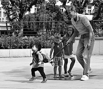 Láska k dětem