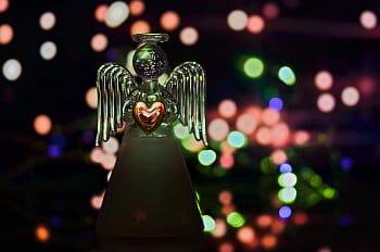 Láska andělská