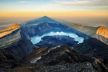 Vulkán Rinjani - Lombok