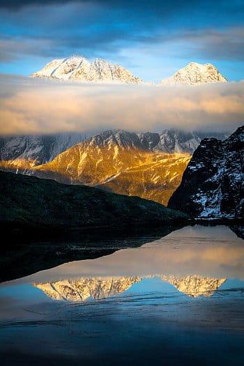 Stubaiské Alpy - Rakousko