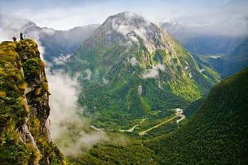 Milford - Nový Zéland