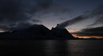 Norské fjordy