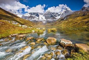 Cordillera Huayhuash - Peru