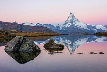 Matterhorn - Švícarsko