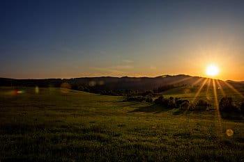 Jihočeské pastviny