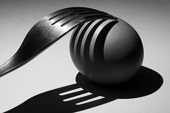 Vidlička a vajíčko III