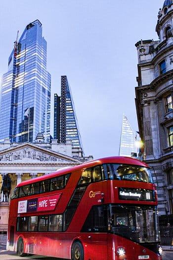 Londýn na dlani