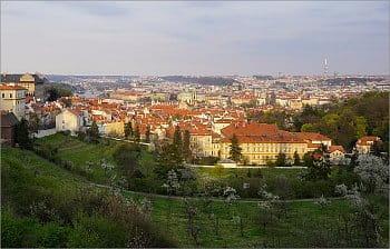 Petřínské pohledy, Praha
