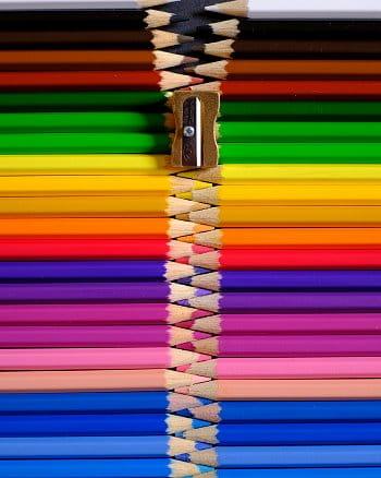 Řád v barevném světě