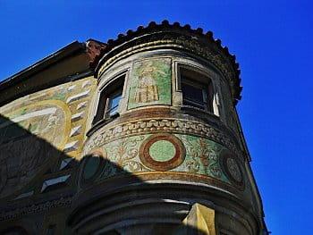 krása architektury
